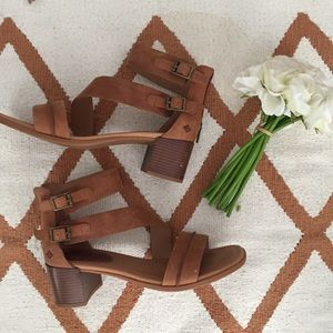 Sperry Leather Sandals